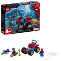 Deals List: LEGO Super Heroes Spider-Man Car Chase 76133 52 Pc