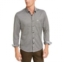 Deals List: Docker Mens Alpha Ultimate Slim-Fit Smart 360 Flex Shirt