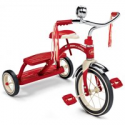 Deals List: Radio Flyer Classic Red Dual Deck Tricycle 12-inch