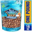 Deals List: Blue Diamond Almonds, Bold Salt 'n Vinegar, 16 Ounce (Pack of 1)