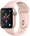 Deals List: Apple Watch Series 4 (GPS) 40mm Gold Aluminum Case with Pink Sand Sport Band