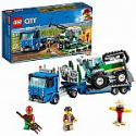 Deals List: LEGO City Great Vehicles Harvester Transport Building Kit