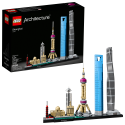Deals List: LEGO Architecture Shanghai 21039 (597 pieces)