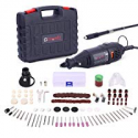 Deals List: Goxawee G4007 Rotary Tool Kit w/MultiPro Keyless 140pcs