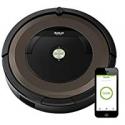 Deals List: iRobot - Roomba 890 App-Controlled Self-Charging Robot Vacuum - Black/brown, R890020