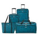 Deals List: American Tourister Solana 4-Piece Spinner Luggage Set