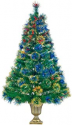 Deals List: NOMA 7-Foot Pre-lit Christmas Tree with Lights | Henry Fir | 400 Color-Changing LED Bulbs | Clear Warm White and Multicolor Lights | 1000 Branch Tips
