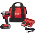 Deals List: Milwaukee M18 18-Volt Cordless 1/4 in. Impact Driver w/Battery