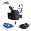 Deals List: Snow Joe 18 in. 48-Volt Cordless Electric Snow Blower Kit