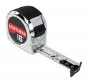 Deals List: CRAFTSMAN Tape Measure, Chrome Classic, 16-Foot (CMHT37316S)