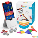 Deals List: Osmo - Genius Kit for Fire Tablet - 5 Hands-On Learning Games - Ages 6-10 - Problem Solving & Creativity - STEM - (Osmo Fire Tablet Base Included - Amazon Exclusive)