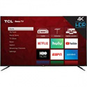 Deals List: TCL 65S425 65-inch Roku 4K UHD HDR Smart TV