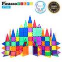 Deals List: Picasso Tiles 100 Pc 3D Color Magnetic Building Block STEM Set