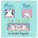 Deals List: Sandra Boynton Moo, Baa, LA LA LA Boynton Board Books