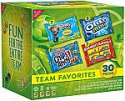Deals List: Nabisco Cookies Sweet Treats Variety Pack Cookies - with Oreo, Chips Ahoy, & Golden Oreo - 30 Snack Packs