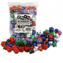 Deals List: 100 Gaming Dice by Monster - Assorted Sizes, Perfect for D&D, Education, Gaming