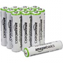Deals List: 12-Pack AmazonBasics AAA Rechargeable Batteries Pre-charged