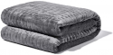 "Deals List: Gravity Blanket: The Weighted Blanket For Sleep, Stress and Anxiety, Space Grey 48"" x 72"" Size, 25-Pound"