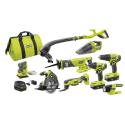 Deals List: DEWALT 20V MAX Li-Ion Cordless Combo Kit (8-Tool) w/ 3 Batteries and ToughSystem Box