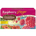 Deals List: Celestial Seasonings Raspberry Zinger Herbal Tea, 20 Count (Pack of 6)