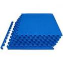 """Deals List: 6-Piece Sport Puzzle Exercise Floor Mat (24 Sq Ft) (1/2"""" thick)"""