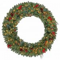 Deals List: Up to 35% off Select Holiday Wreaths and Garland, and Holiday Trees