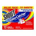 Deals List: Shout Color Catcher Dye Trapping Sheets, 72.0 Count