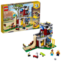 Deals List: LEGO Creator 3in1 Modular Skate House 31081 Building Kit (422 Piece)