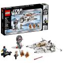 Deals List: LEGO Star Wars: The Empire Strikes Back Snowspeeder – 20th Anniversary Edition 75259 Building Kit, New 2019 (309 Pieces)