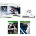Deals List: Xbox One S 1TB Star Wars Jedi Console Bundle + Call of Duty: Modern Warfare