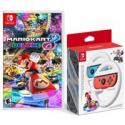 Deals List: Mario Kart 8 Deluxe Nintendo Switch + 2PK Joy-Con Wheel
