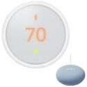Deals List: Nest T4000ES Learning Thermostat E + Google Home Mini