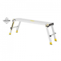 Deals List: Gorilla Ladders Aluminum Slim-Fold Work Platform with 300 lbs. Load Capacity