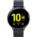 Deals List: Samsung - Galaxy Watch Active2 Smartwatch 44mm Aluminum - Aqua Black, SM-R820NZKAXAR