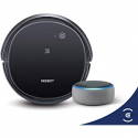 Deals List: ECOVACS DEEBOT 500 Robotic Vacuum Cleaner with Max Power Suction Bundle with Echo Dot (3rd Gen) Charcoal Gray