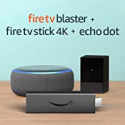 Deals List: Amazon Fire TV Blaster Bundle w/Fire TV Stick 4K + Echo Dot 3