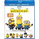 Deals List: Minions Blu-ray + DVD + Digital