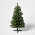 Deals List: 3ft Pre-Lit Alberta Spruce Lights Artificial Christmas Tree
