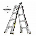 Deals List: Gorilla Ladders 18 ft. Reach MPX Aluminum Multi-Position Ladder with 375 lb. Load Capacity Type IAA Duty Rating