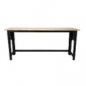Deals List: Craftsman 96 in. Adjustable Height Workbench S96WB + $101 SYWRP