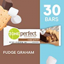 Deals List: 30-Count ZonePerfect Protein Bars Fudge Graham 1.76oz