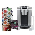 Deals List: Keurig K-Classic Coffee Maker, Single Serve K-Cup Pod Coffee Brewer, 6 To 10 Oz. Brew Sizes, Black
