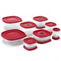 Deals List: Rubbermaid 28pc Plastic Food Storage Container Set