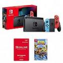 Deals List: Nintendo Switch 32GB Console + Crash Team Racing Nitro Fueled + 12 Month Family Membership