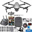 Deals List: DJI Mavic 2 Pro Drone with Hasselblad Camera Pro Essential Editing Backpack Bundle