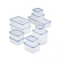 Deals List: Lock n Lock Easy Essentials 22-Pc. Food Storage Container Set