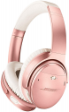 Deals List: Bose QuietComfort 35 II Wireless Bluetooth Headphones, Noise-Cancelling, with Alexa voice control, enabled with Bose AR - Rose Gold