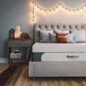 Deals List: Classic Brands Cool Gel 1.0 Ultimate Gel Memory Foam 14-Inch Mattress with Bonus 2 Pillows, King