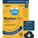 Deals List: Norton 360 Deluxe 15 Month Subscription 5 Device PC Mac Digital Download