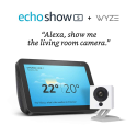 Deals List: Echo Show 5 (Charcoal) with Wyze 1080p indoor Smart Home Camera